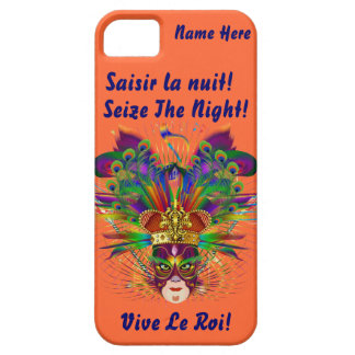 Carnival King Important View Hints iPhone 5 Cases