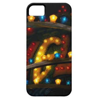 Carnival Lights iPhone 5 Cover