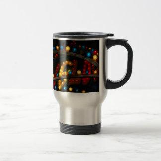 Carnival Lights Travel Mug