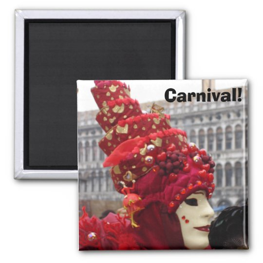 Carnival! Magnet