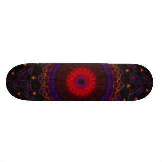 Carnival Mandala Skateboard