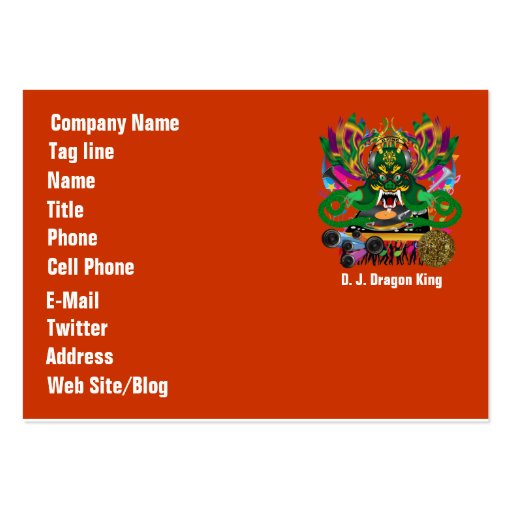 Carnival Mardi Gras  Event  Please View Notes Business Card Template