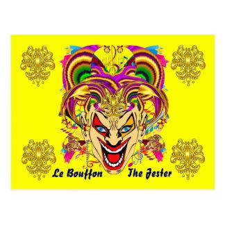 Carnival Mardi Gras  Event  Please View Notes Postcard