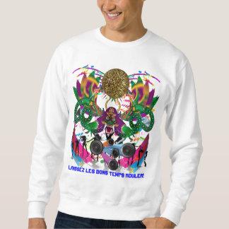 Carnival Mardi Gras  Event  Please View Notes Sweatshirt