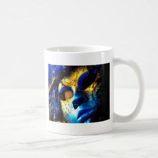 Carnival masck venice coffee mug