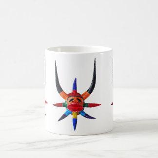 Carnival Mask Classic White Coffee Mug