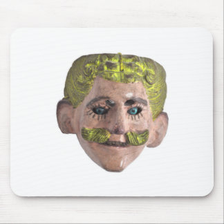 Carnival Mask Mouse Pad