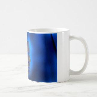 carnival mask coffee mug