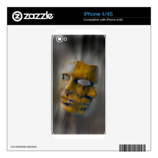 carnival mask skins for the iPhone 4
