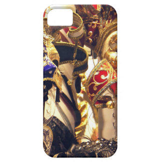 Carnival Masks from Venice iPhone 5 Case