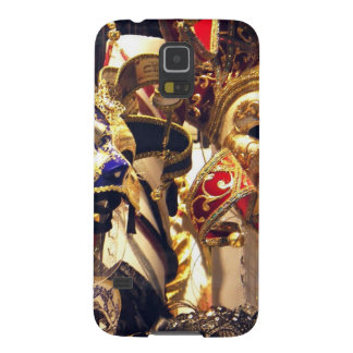 Carnival Masks from Venice Galaxy S5 Covers