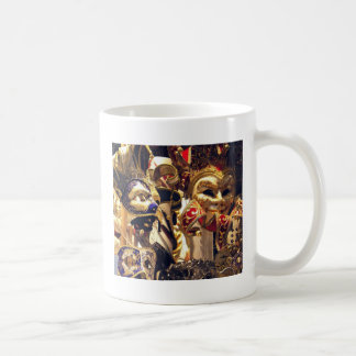 Carnival Masks from Venice Mugs