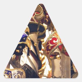Carnival Masks from Venice Sticker