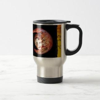 Carnival Masks & Music Travel Mug