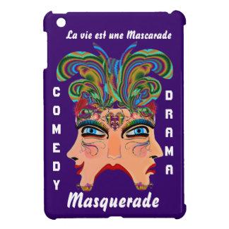 Carnival Masquerade Comedy Drama View Hints Plse iPad Mini Case
