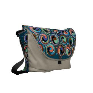 Carnival Medium Messenger Bag