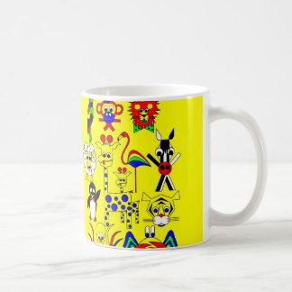 Carnival Mugs