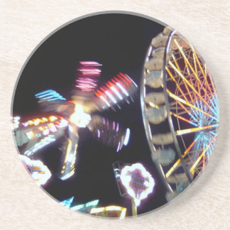 Carnival night fair ride photograph party picture! coaster