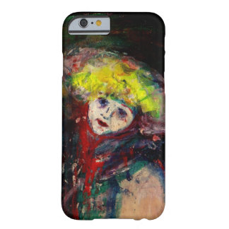 CARNIVAL NIGHT IN VENICE Venetian Masquerade Masks Barely There iPhone 6 Case
