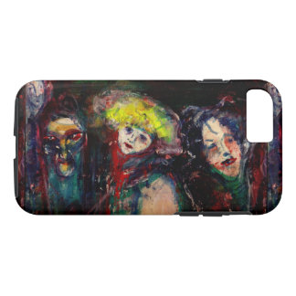 CARNIVAL NIGHT IN VENICE Venetian Masquerade Masks iPhone 7 Case