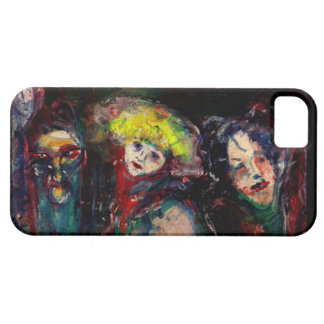 CARNIVAL NIGHT IN VENICE Venetian Masquerade Masks iPhone SE/5/5s Case