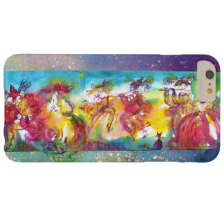 CARNIVAL NIGHT / Venetian Masquerade,Dance Music Barely There iPhone 6 Plus Case