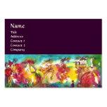 CARNIVAL NIGHT / Venetian Masquerade,,Dance Music Business Card Templates
