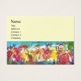 CARNIVAL NIGHT / Venetian Masquerade,,Dance Music Business Card