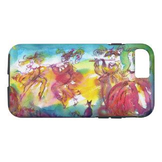 CARNIVAL NIGHT / Venetian Masquerade,Dance Music iPhone 8/7 Case