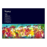 CARNIVAL NIGHT / Venetian Masquerade,,Dance Music Large Business Card