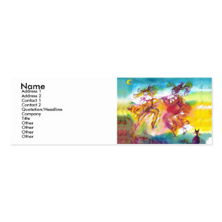 CARNIVAL NIGHT / Venetian Masquerade,,Dance Music Mini Business Card