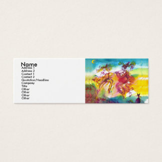 CARNIVAL NIGHT / Venetian Masquerade,,Dance Music Mini Business Card