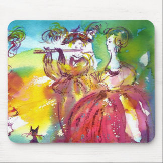 CARNIVAL NIGHT / Venetian Masquerade,Dance Music Mouse Pad