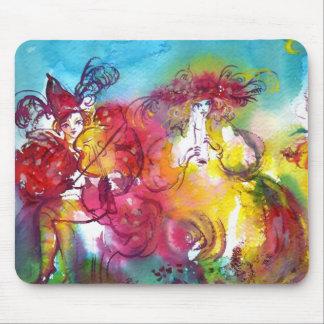 CARNIVAL NIGHT / Venetian Masquerade,Dance Music Mouse Pad