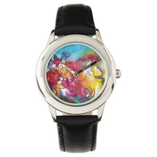 CARNIVAL NIGHT / Venetian Masquerade,Dance Music Wristwatch