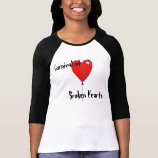 Carnival of Broken Hearts T Shirts