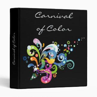 Carnival of Color Binder