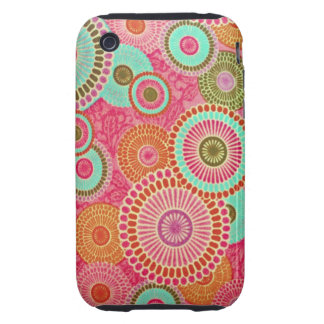Carnival of Colors iPhone 3 Tough Cases