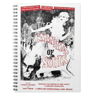 """Carnival of Souls"" Notebook"