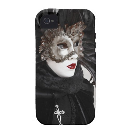 Carnival of Venice iPhone 4 Cases
