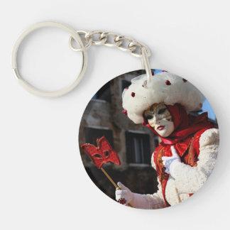Carnival of Venice Keychain