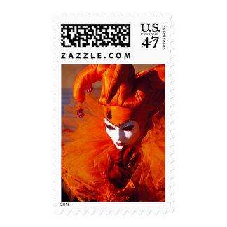 Carnival of Venice Postage