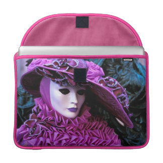 Carnival of Venice Sleeve For MacBook Pro