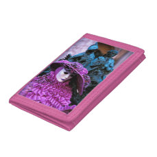 Carnival of Venice Trifold Wallets