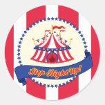 Carnival or Circus Sticker