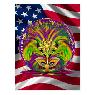 Carnival Party Combo Pack Pick from 3 designs Postcard