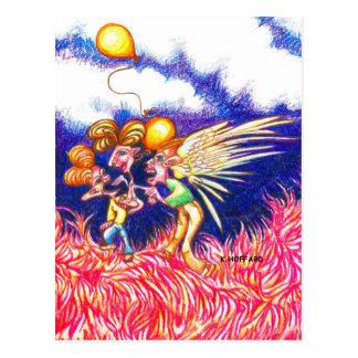 Carnival Postcard