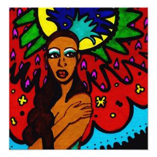 Carnival Queen Art Photo