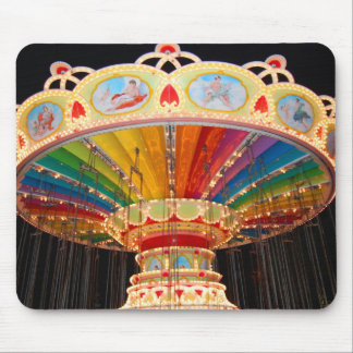 Carnival Ride Mouse Pad