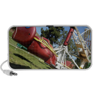 Carnival Ride Portable Speakers